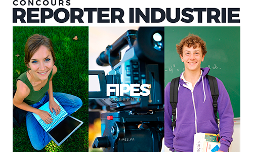 Concours reporter industrie 2016-2017 – Le teaser  !