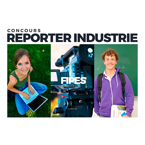 Concours reporter industrie 2016-2017 – Reportage