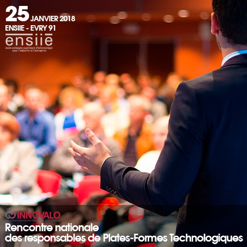 Rencontres nationales cge 2018